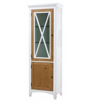 Salon AVIGNON 10 Witryna 2-drzwiowa lewa - Meble Wanat