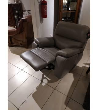 Bujany i obracany fotel z funkcją relax -20% - Meble Wanat