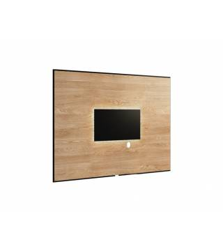 Salon Corino Panel mały TV z oświetleniem Mebin - Meble Wanat