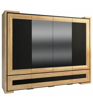 Sypialnia Corino Szafa 4D - Meble Wanat