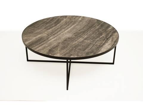 B7 stolik z blatem ze spieku