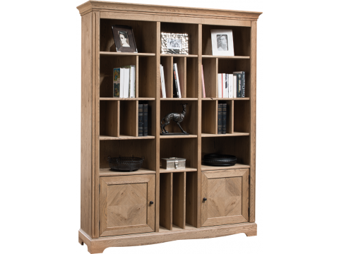 biblioteczka Atelie ATE.080.01 z Naturalnego Drewna