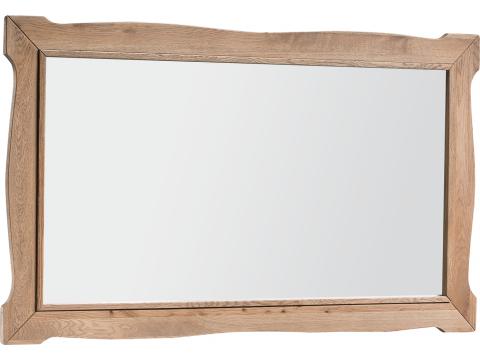Lustro Atelie ATE.065.01 z Drewna Naturalnego