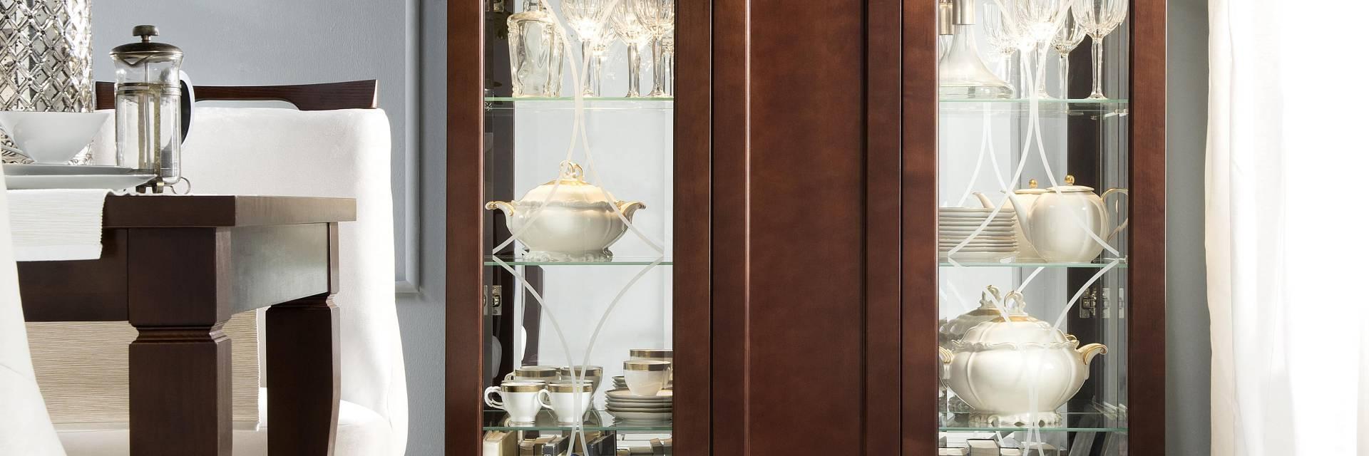 kolekcja Granada szynaka meble - barek