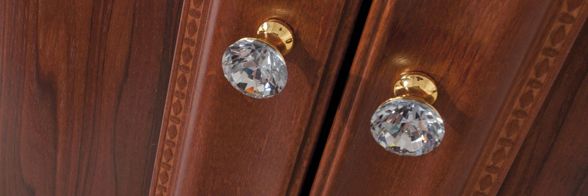 Kolekcja Mebli Diament z Litego Drewna