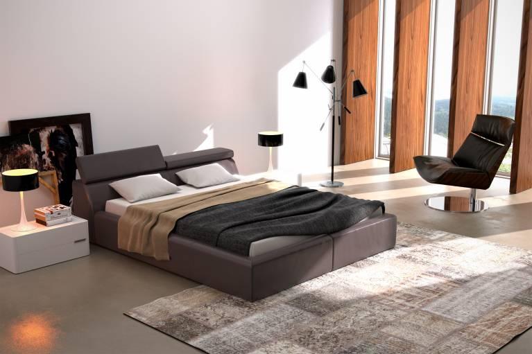 łóżka Nowoczesne Meble Wanat