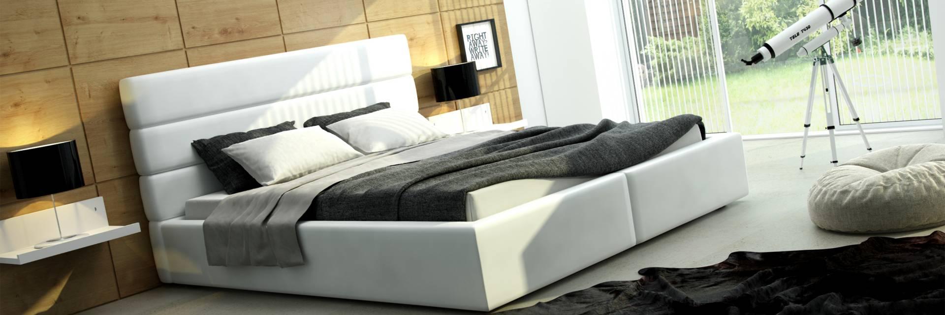 Łóżka Nowoczesne
