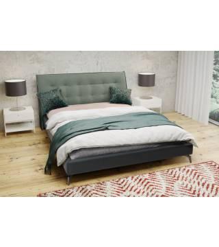 Łóżko Agnamo - Meble Wanat