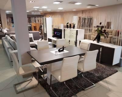Nowoczesny stół i krzesła Katowice