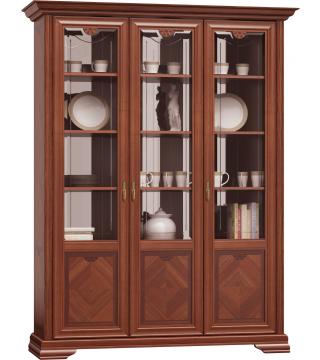 Milano biblioteka 3D - Meble Wanat