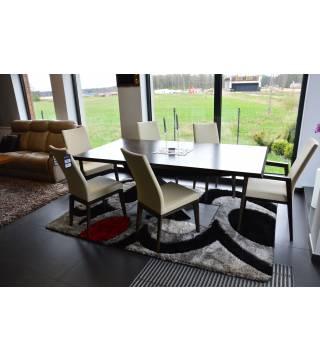 Modern 4 krzesła z 2 fotelami - 45% - Meble Wanat