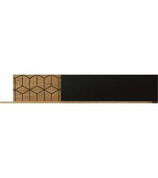 Ławy i stoliki Mosaic 35 Półka wisząca długa - Meble Wanat