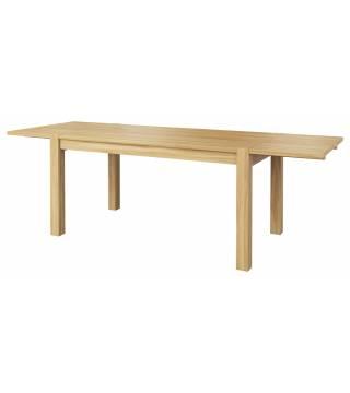 Nesco Stół 160 z wsadami dokładanymi - Meble Wanat