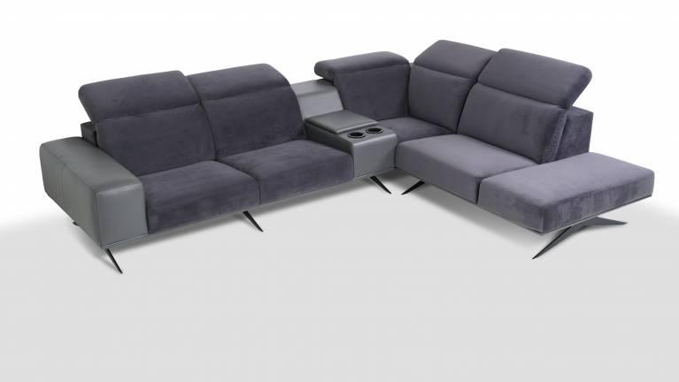 Nowoczesne Narożniki Sofy Fotele | VENAFRO SAMUI 6