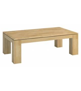 Ławy i stoliki Rossano Stolik 120 z blatem pełnym Mebin - Meble Wanat