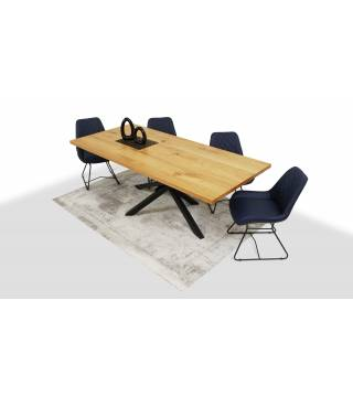 Stół Flash + Krzesła FEBO - Meble Wanat
