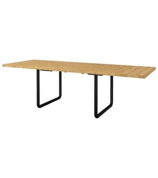Stół Omega 180 z wsadami dokładanymi - Meble Wanat