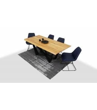Stół SPRAKLER + Krzesła FEBO - Meble Wanat