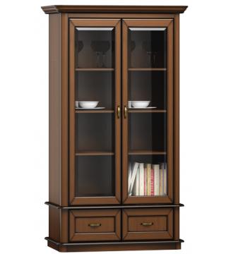 Stylowa biblioteczka B2D2S - Meble Wanat