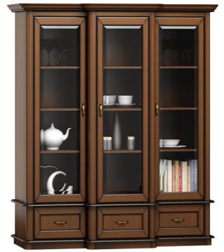 Stylowa biblioteczka B3D3S - Meble Wanat