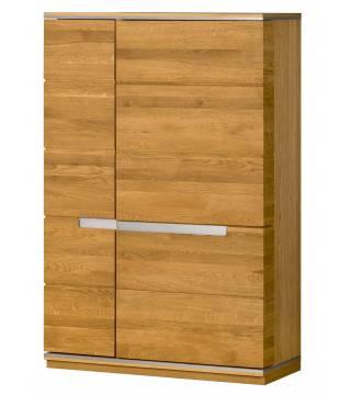 Torino 16 kredens 3-drzwiowy - Meble Wanat