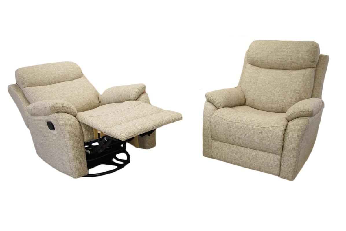 Bianco Fotele Z Funkcja Relax Meble Wanat